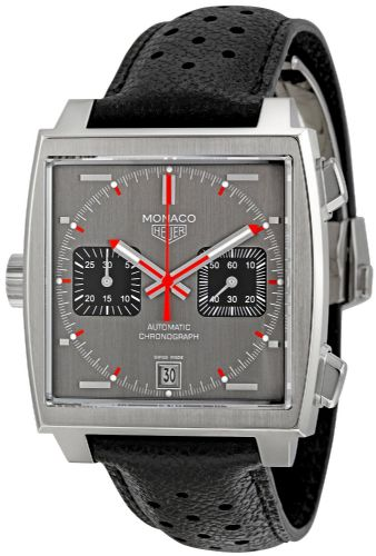 TAG HEUER Monaco Chronograph Gents Watch CAW211B.FC6241 Limited Edition